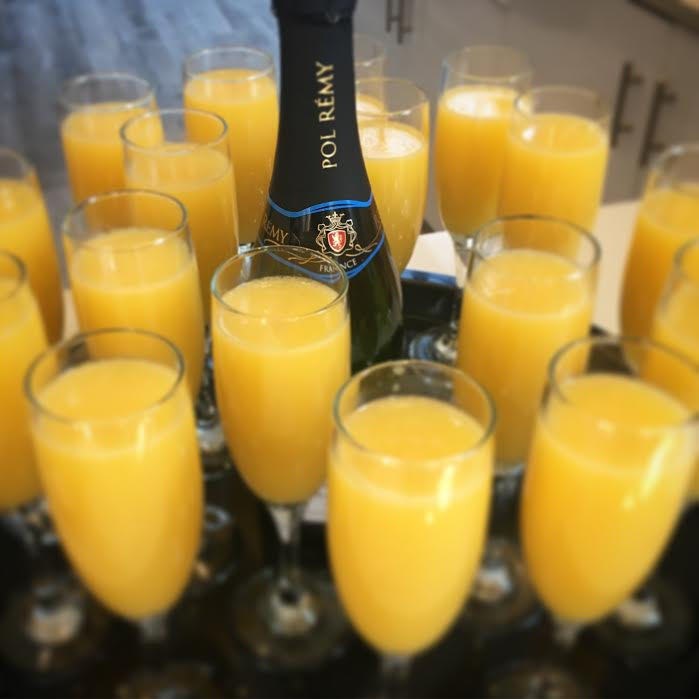 Morning Mimosas at SLOAN Boutique, The Face Magazine