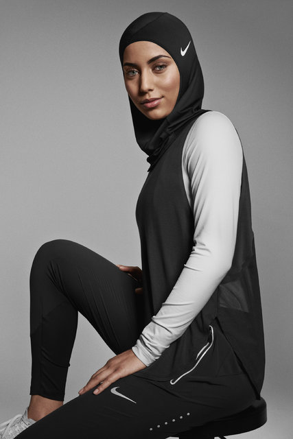 Nike Reveals the 'Pro Hijab' for Muslim Athletes