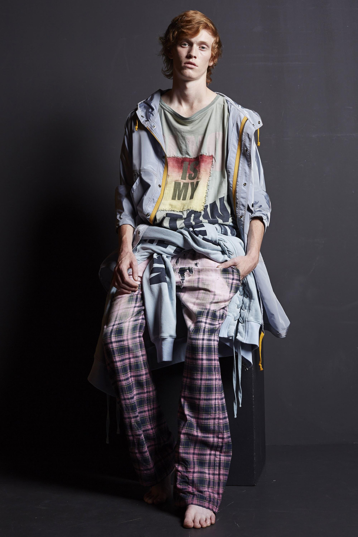 Faith Connexion Spring 2018 Menswear