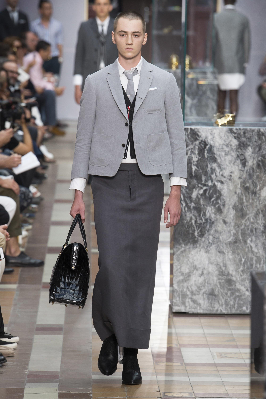 Thom Browne Spring 2018 Menswear
