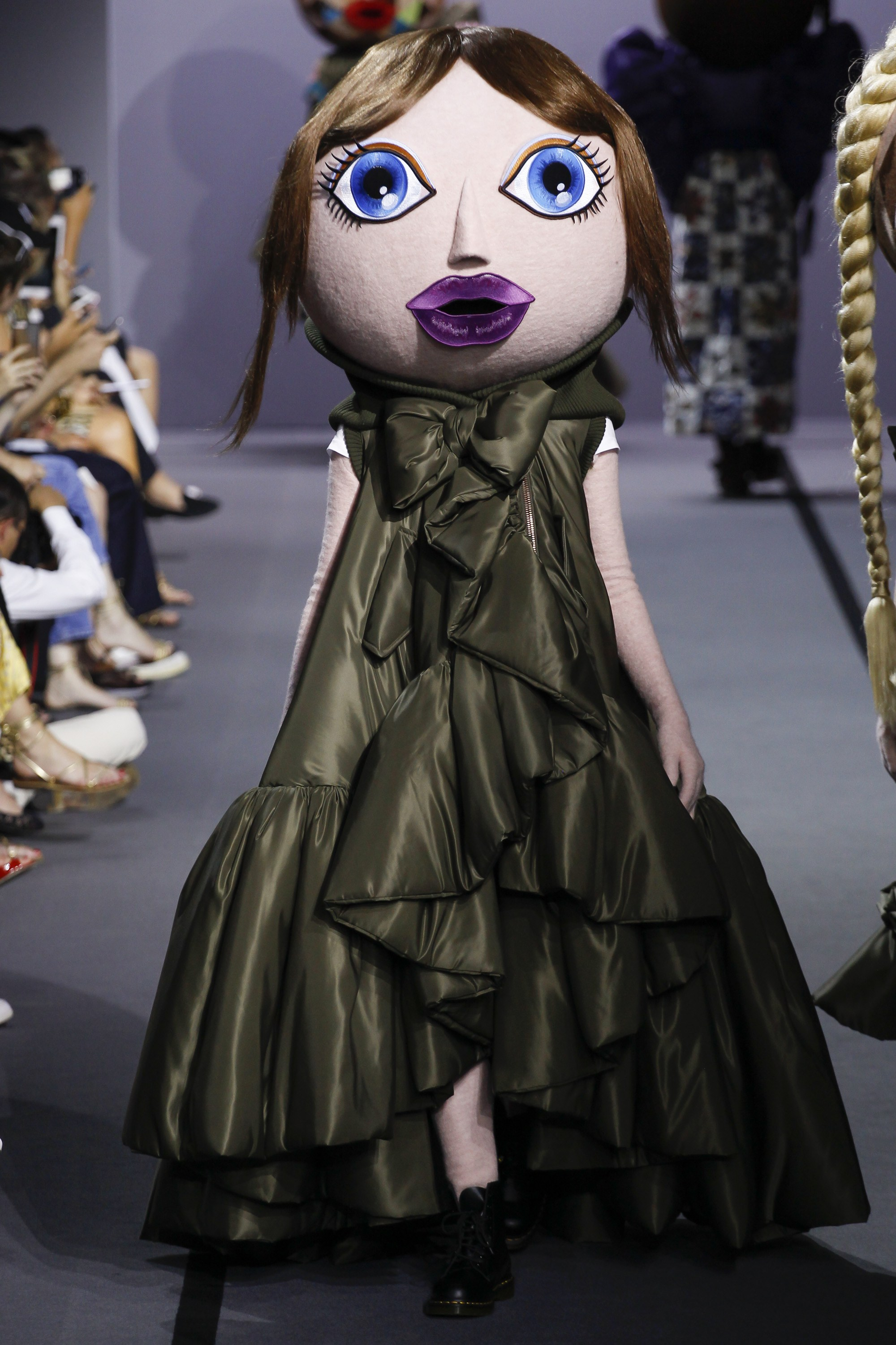 viktor and rolf fall 2017 couture