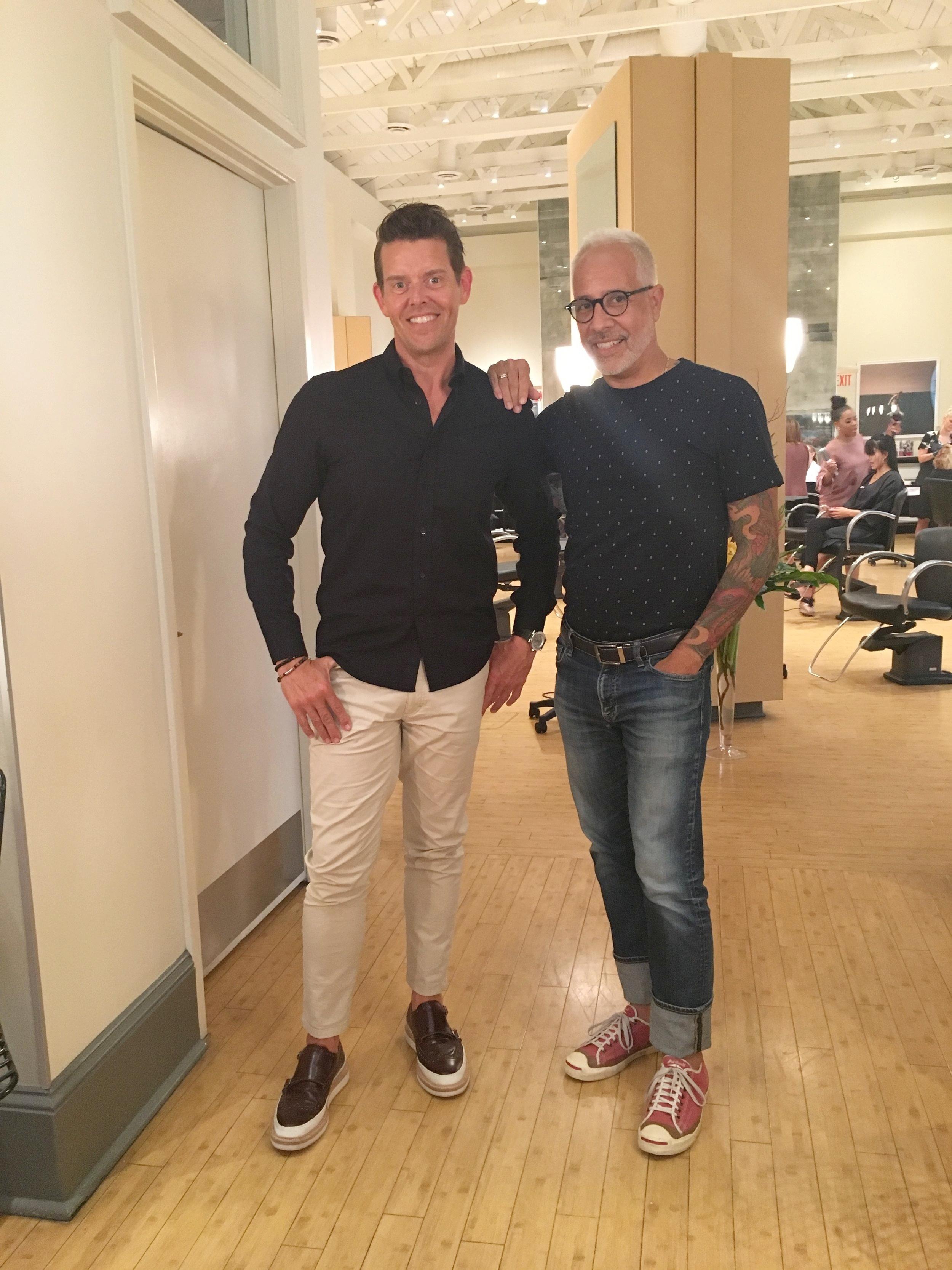 Jeffrey McQuithy & E. Vincent Martinez