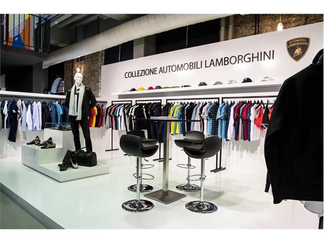 Collezione Automobili Lamborghini at the Premium Berlin