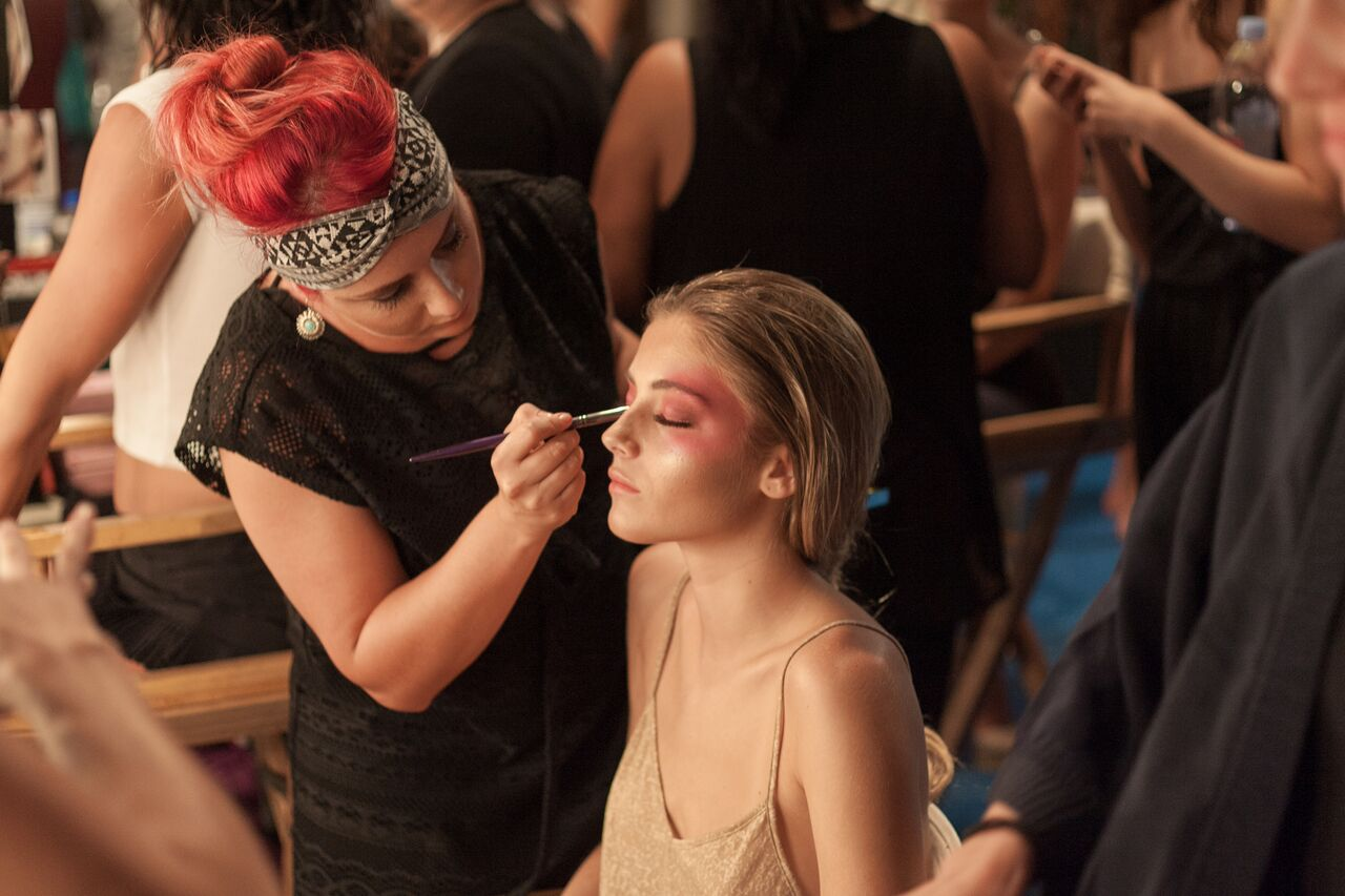 Behind-the-Scenes at Miami Swim Week with Art Hearts Fashion