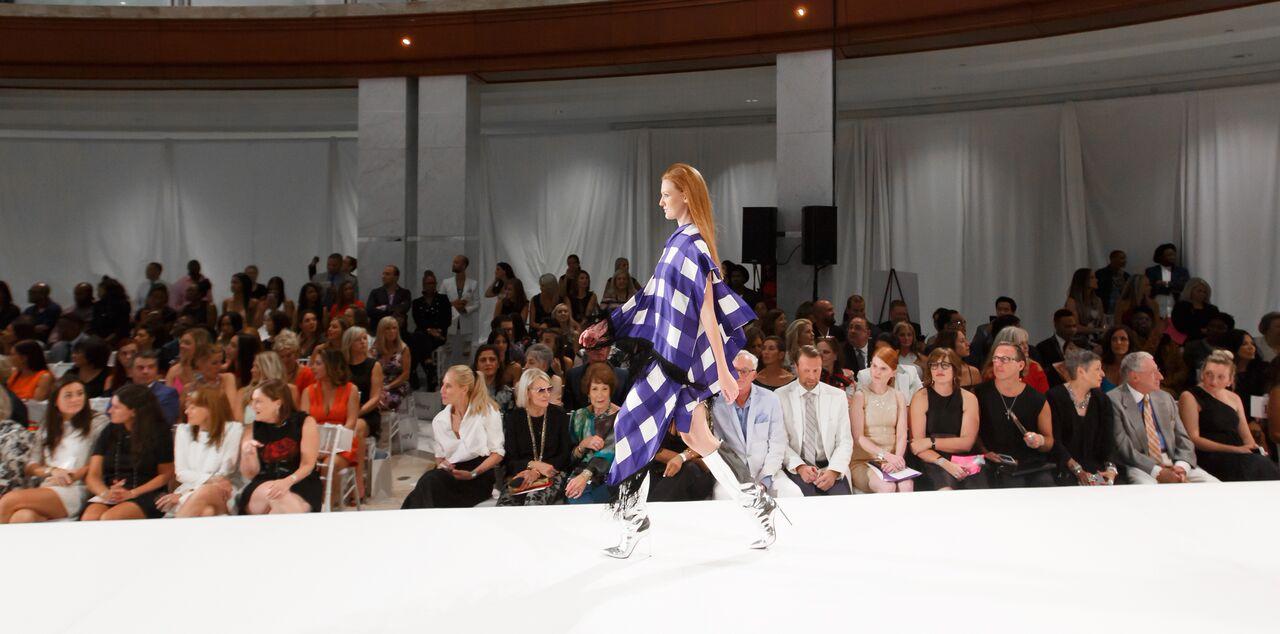 Jeffrey Fashion Cares. (photos by Ben Rose)