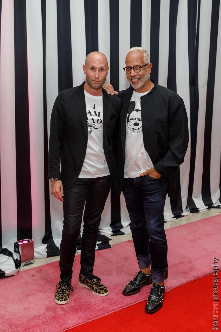 E. Vincent Martinez & Alex Page