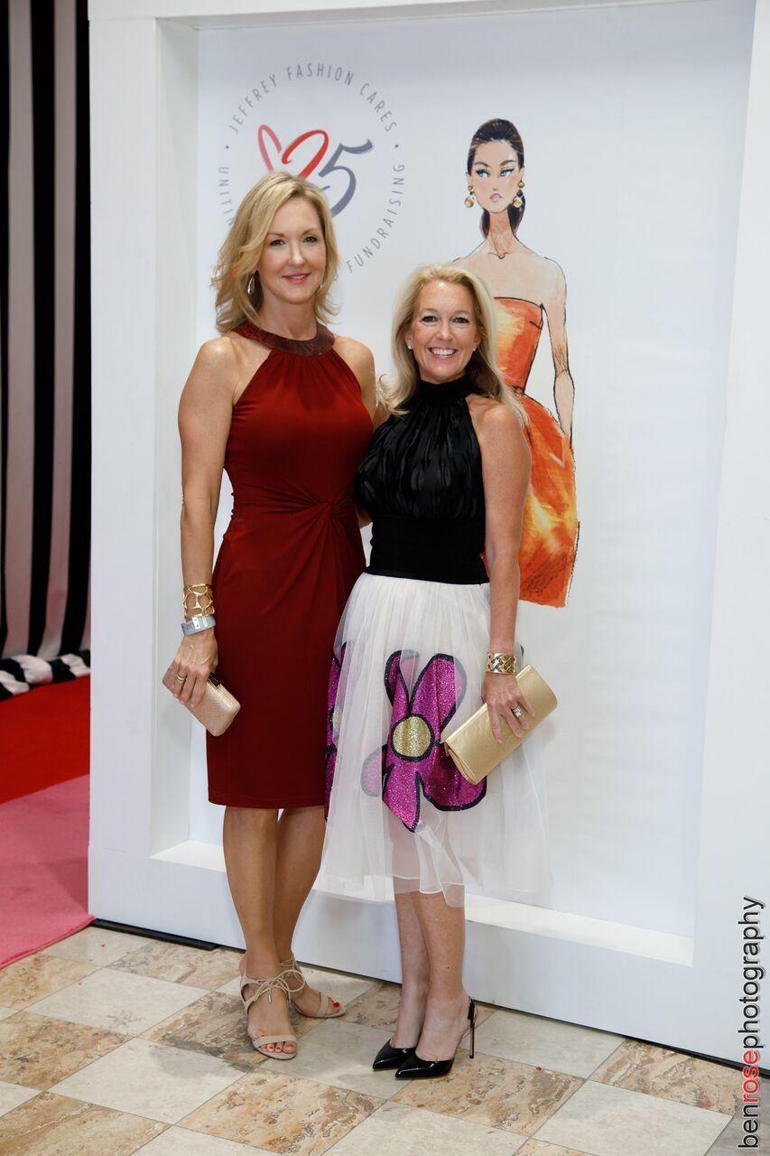 Christine Ragland & Michelle Crosland