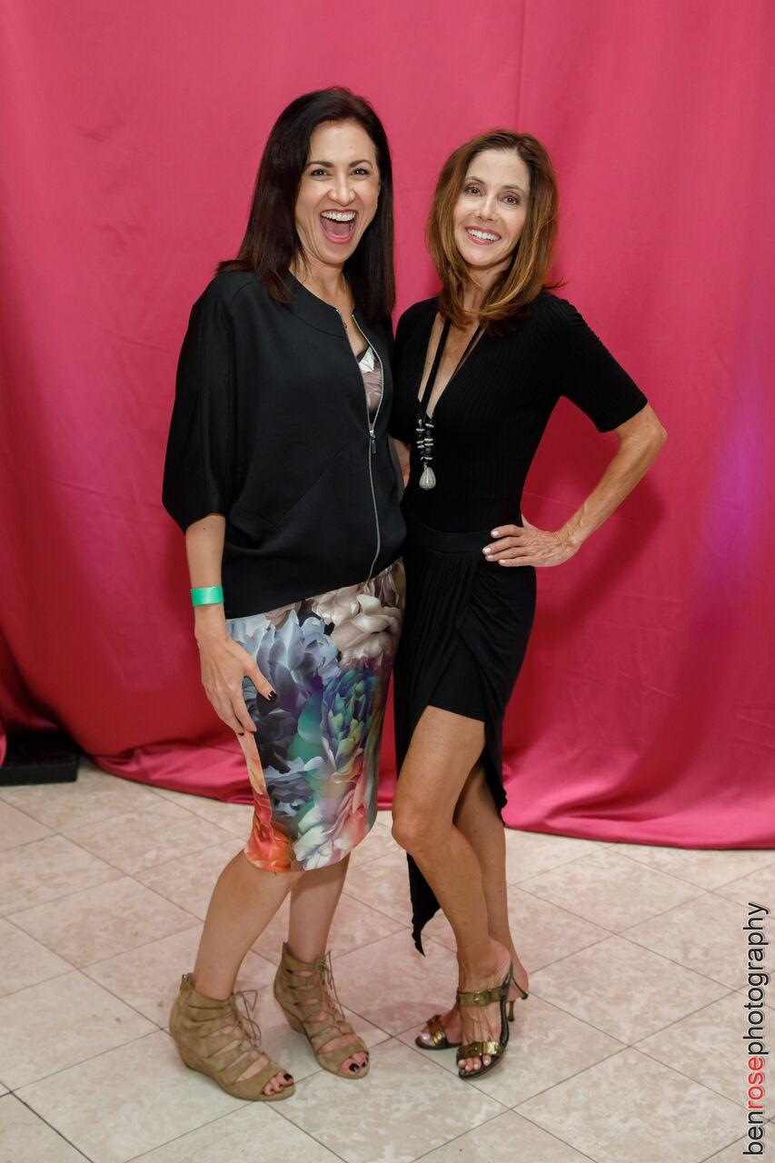 Dana Barrett & Cynthia Good