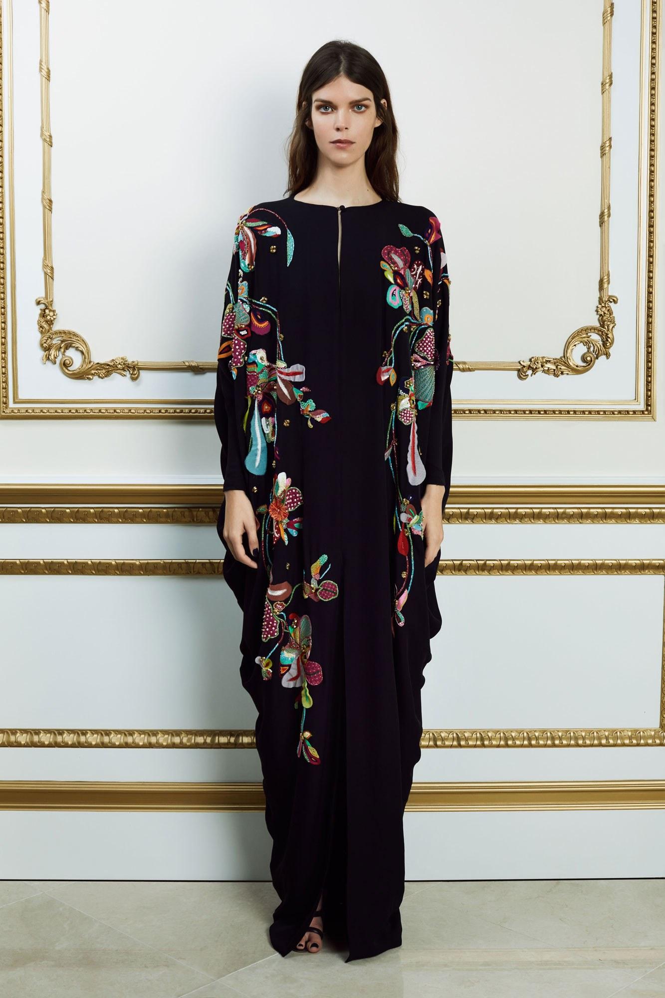 Reem Acra Spring 2018 Ready-To-Wear