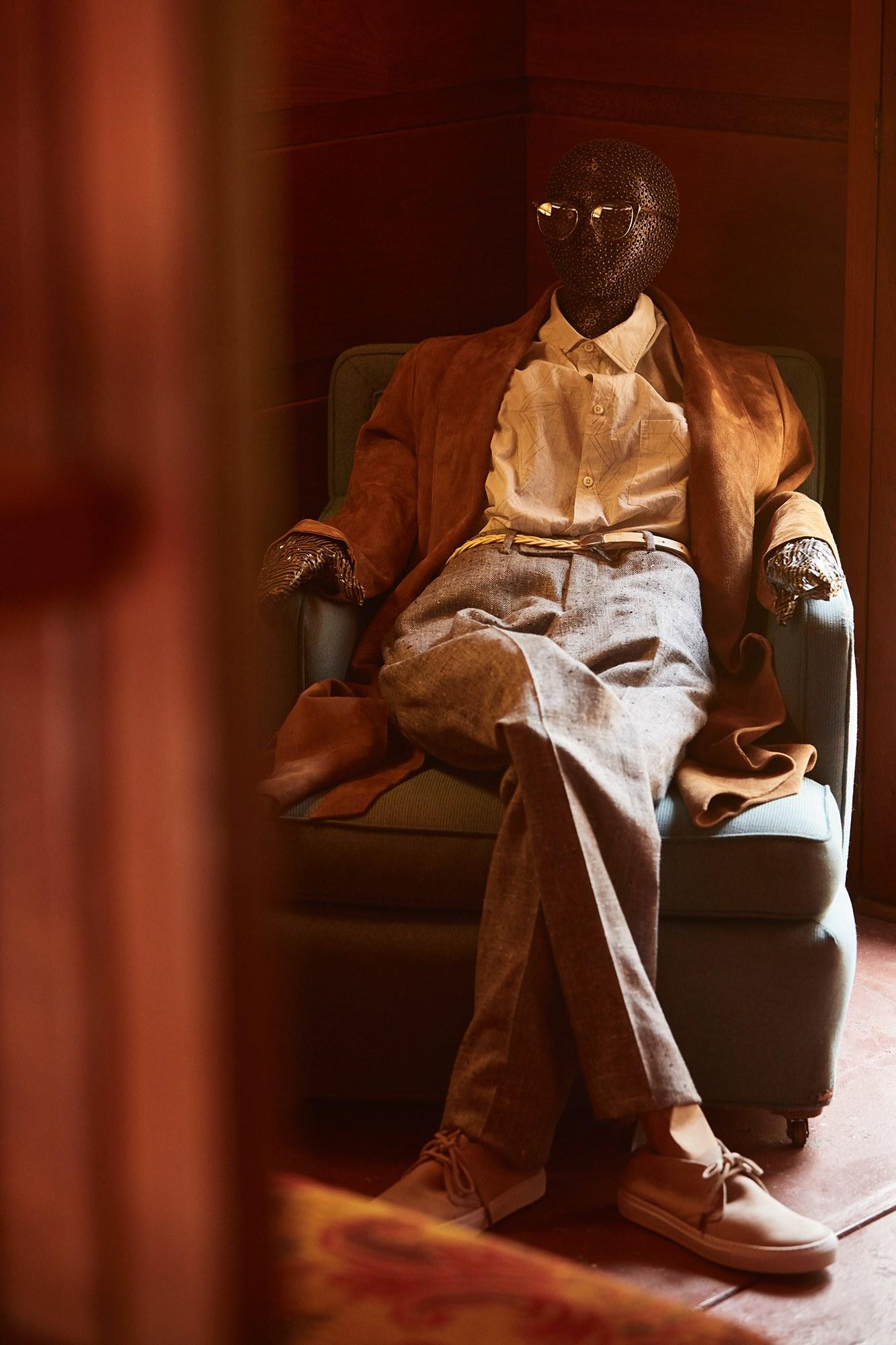 Billy Reid Spring 2018 Ready-To-Wear