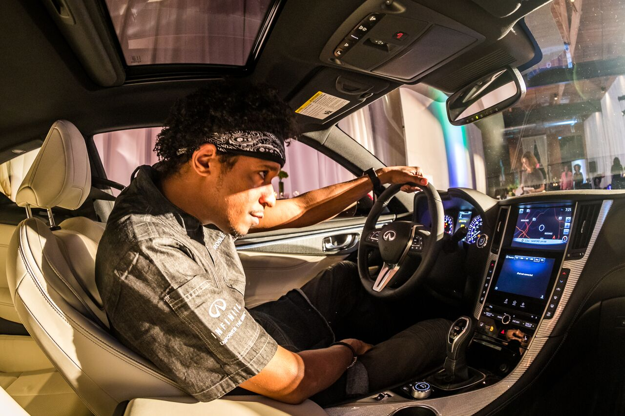Culture Drivers By UrbanDaddy & Infiniti