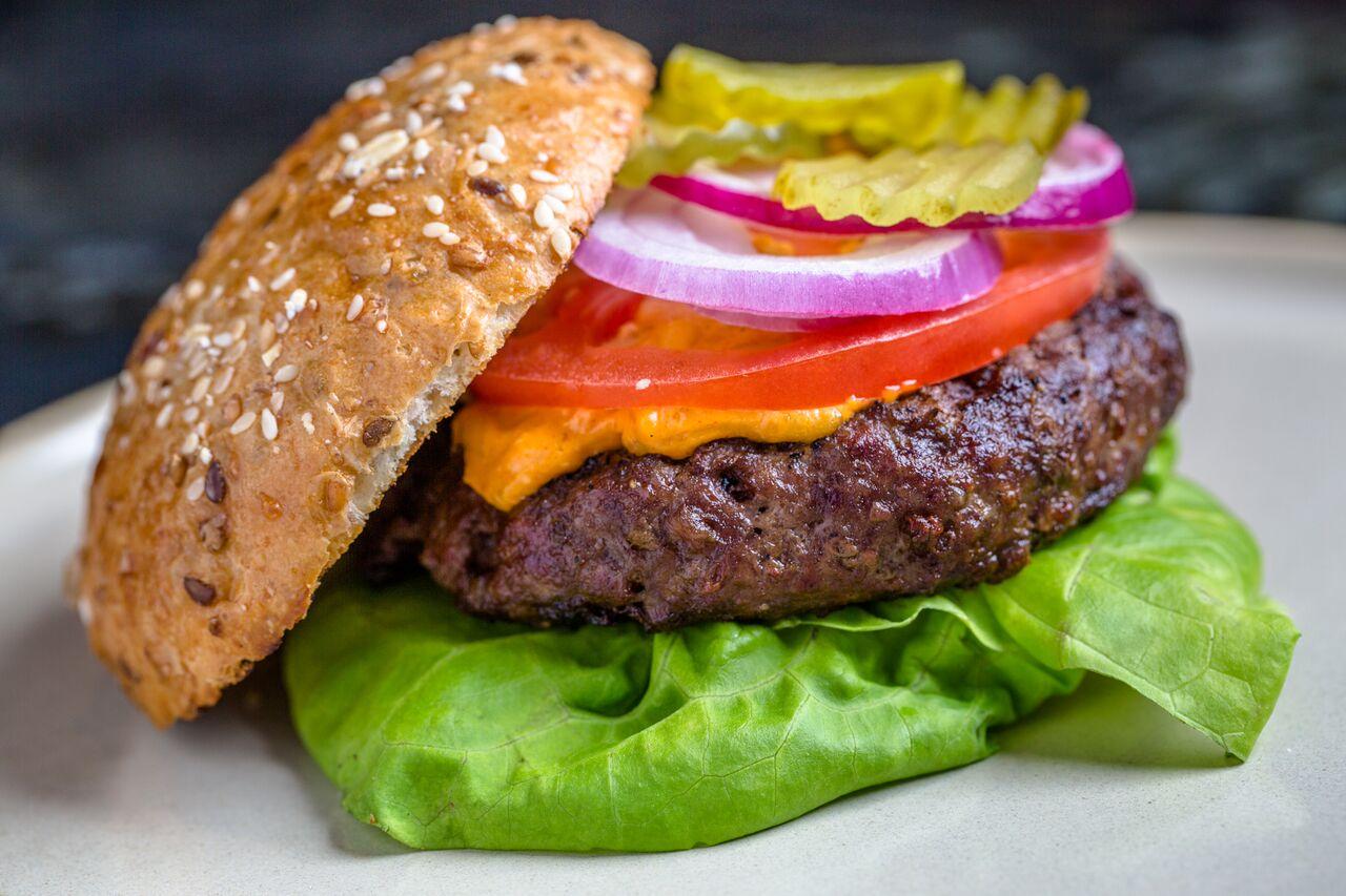 ALLORA burger