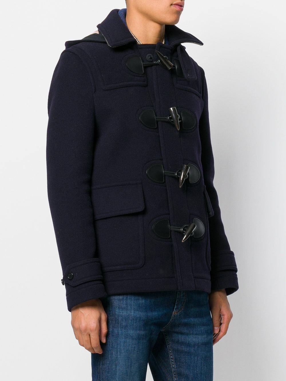 duffle coat men