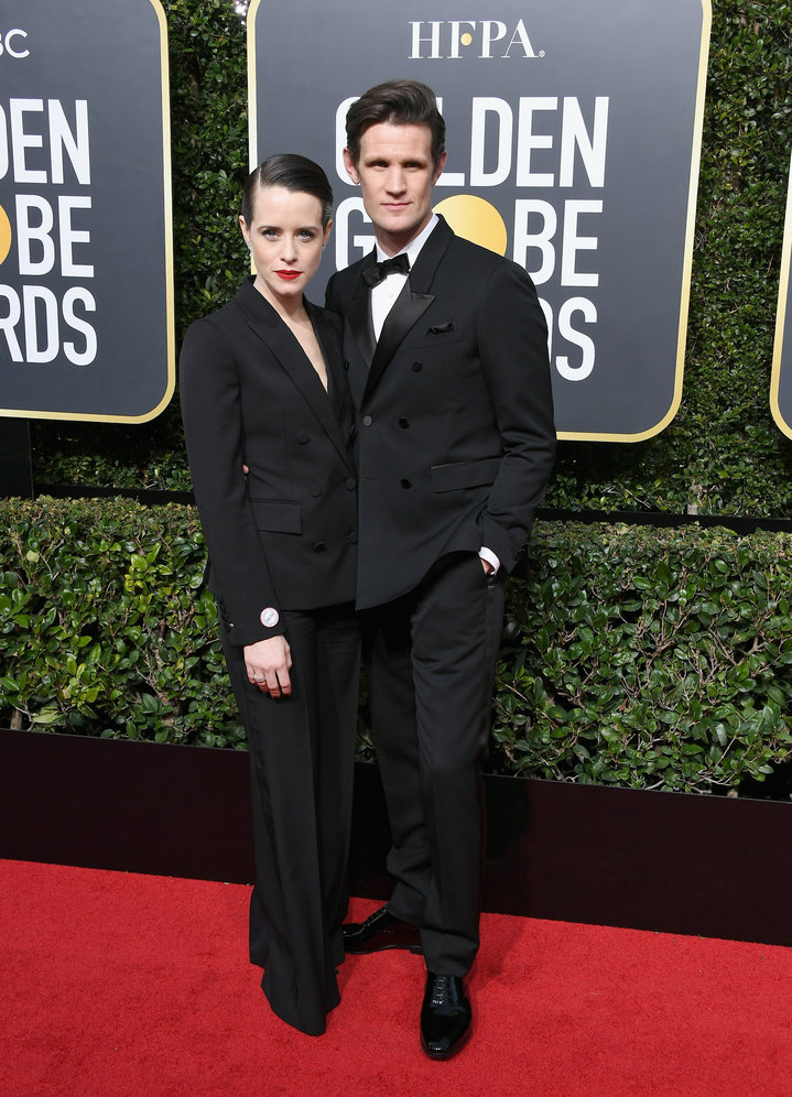 Claire Foy & Matt Smith