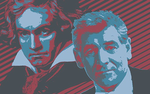 Leonard Bernstein and the Beethoven Seventh