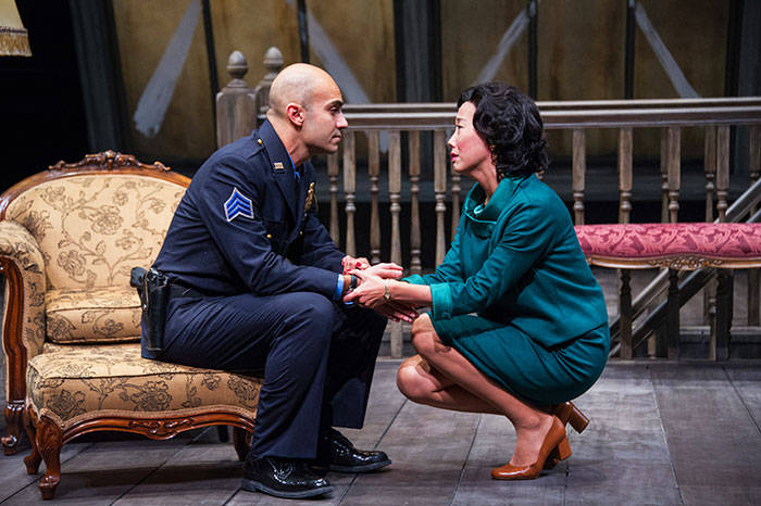 "Arthur Miller's ""The Price,"" done in 2017 at Arena Stage. Photo: Colin Hovde"