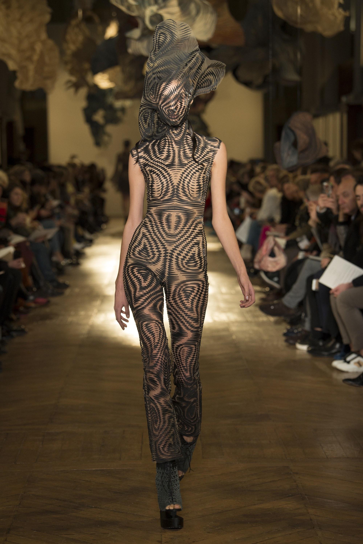 Iris van Herpen spring 2018 couture