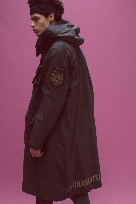 Robert Geller Fall 2018 Menswear