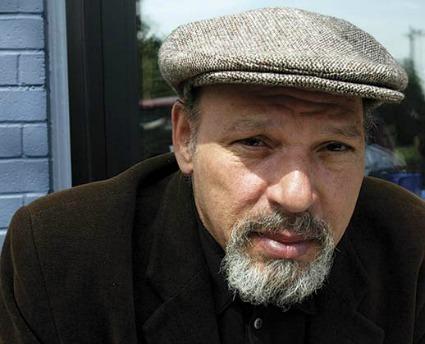 August Wilson, in 2003.