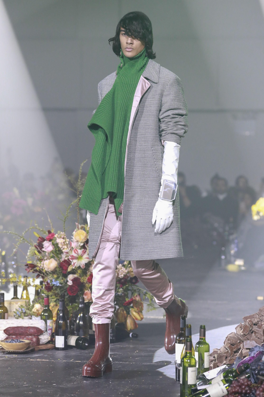 Raf Simons Fall 2018 Menswear