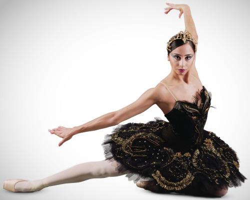 Jessica Assef. Photo: Charlie McCullers / Atlanta Ballet.
