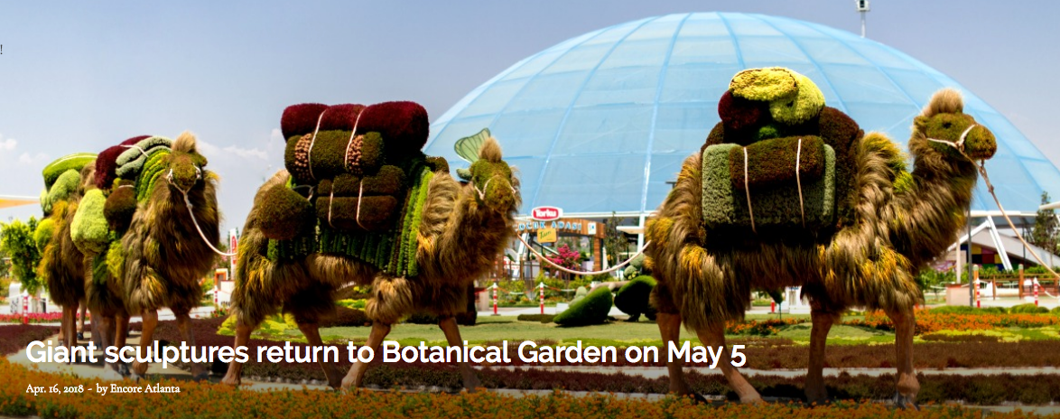 imaginary worlds botanical garden