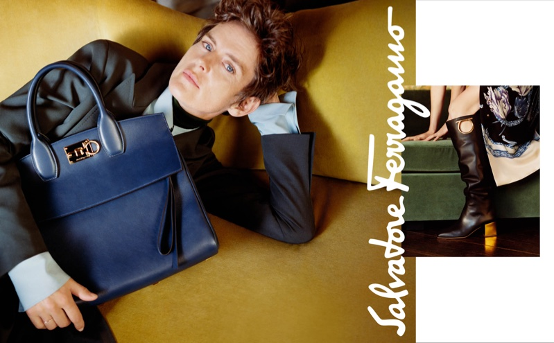 Ferragamo Autumn Winter 2018 Campaign