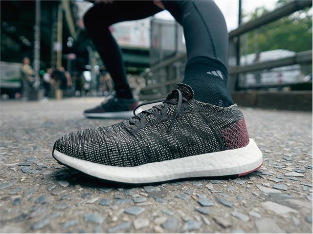 alcanzar Dispersión Decorativo  adidas Running launches brand-new PureBOOST GO, created specifically for  thrilling city running — Lifestyle