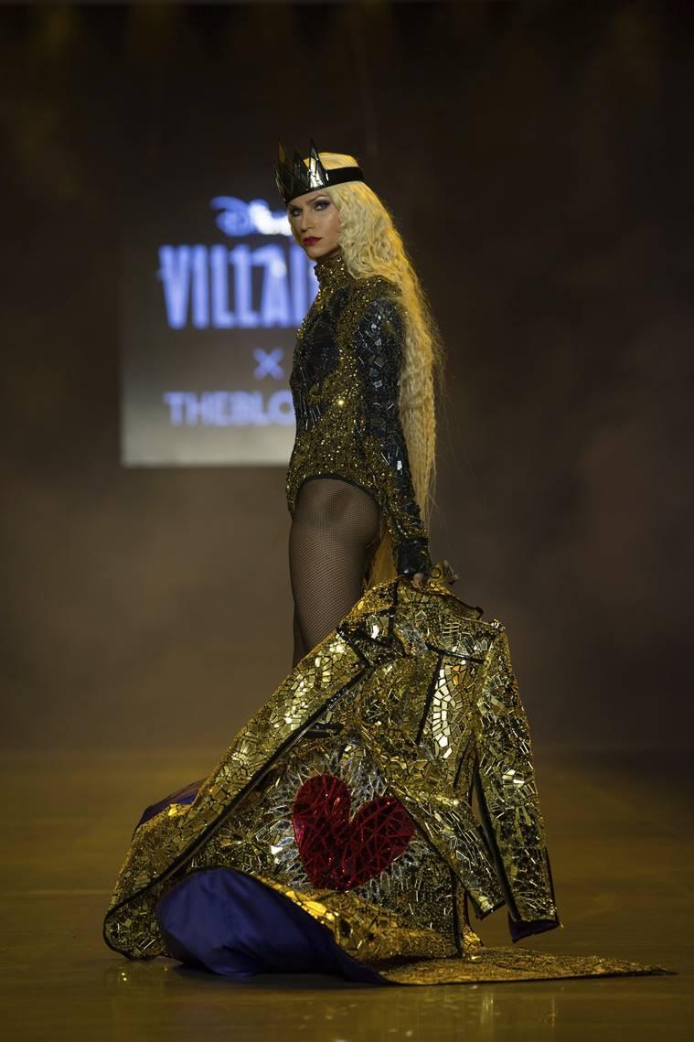 Designer Phillipe Blond Spring 2019 NYFW