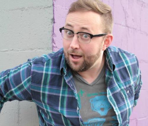 Playwright Steve Yockey