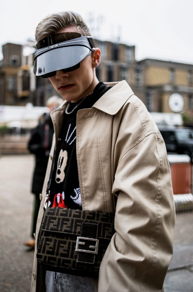 London Fashion Week Men's Street Style 2019