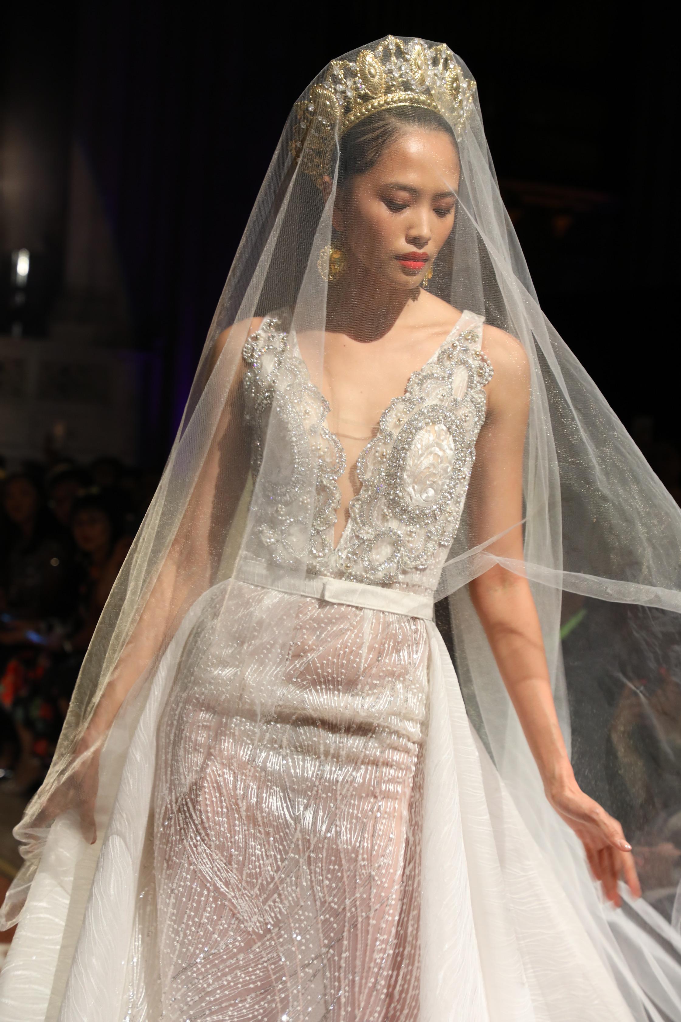 nyfw bridal