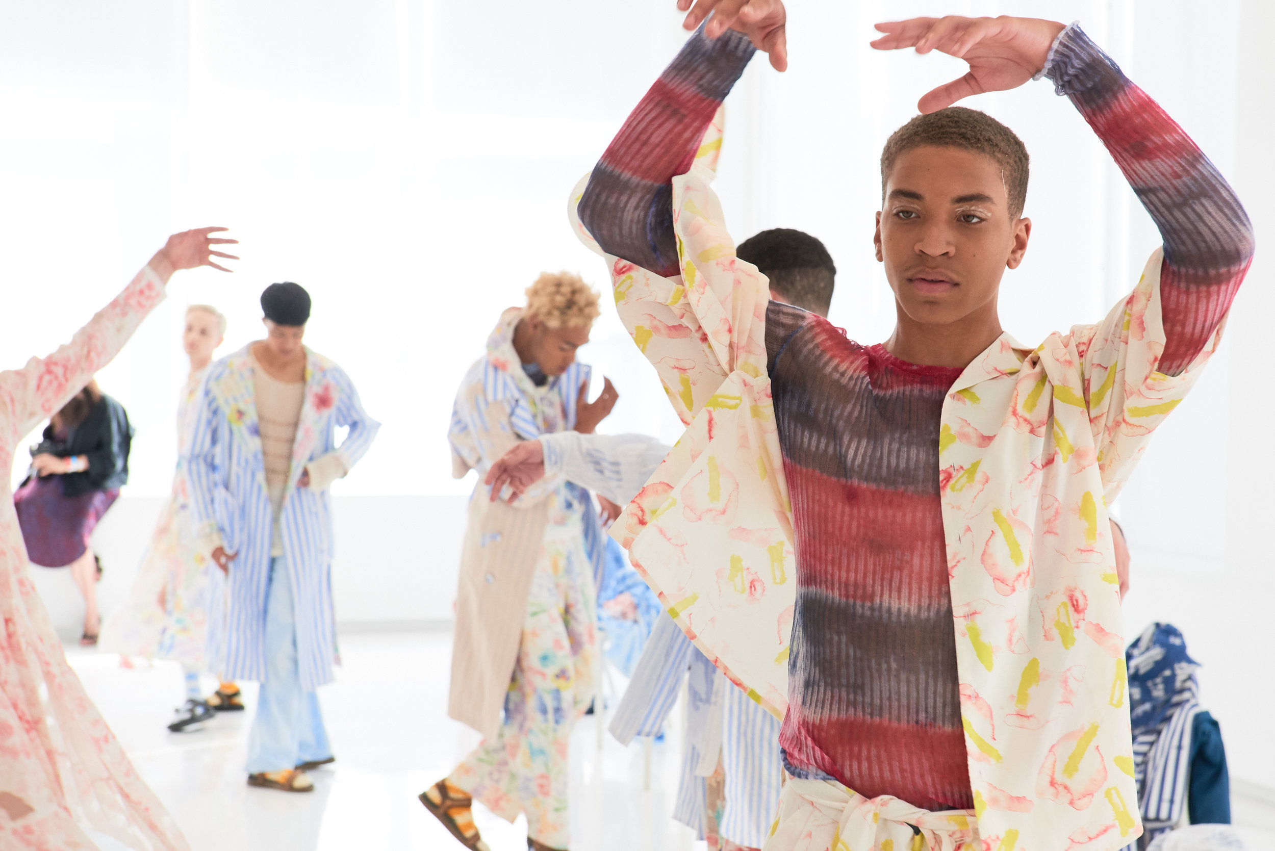 Ka Wa Key Spring/Summer 2020 Collection nyfwm