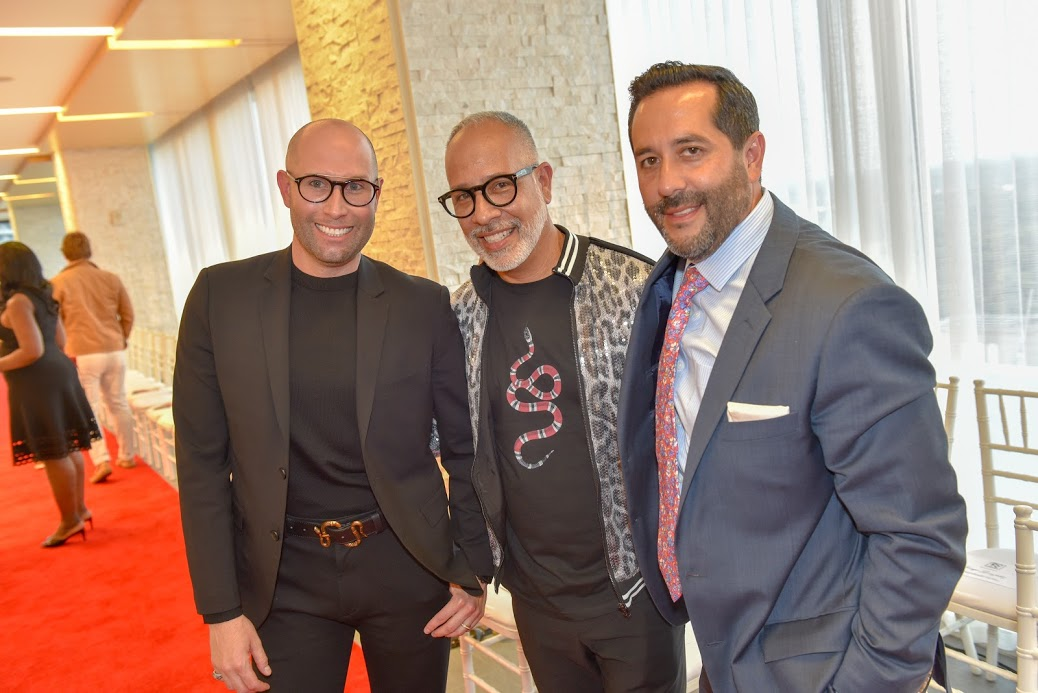 e. vincent martinez alex page rich valladares DOTC Doggies on the Catwalk Event + Fashion Show 2019