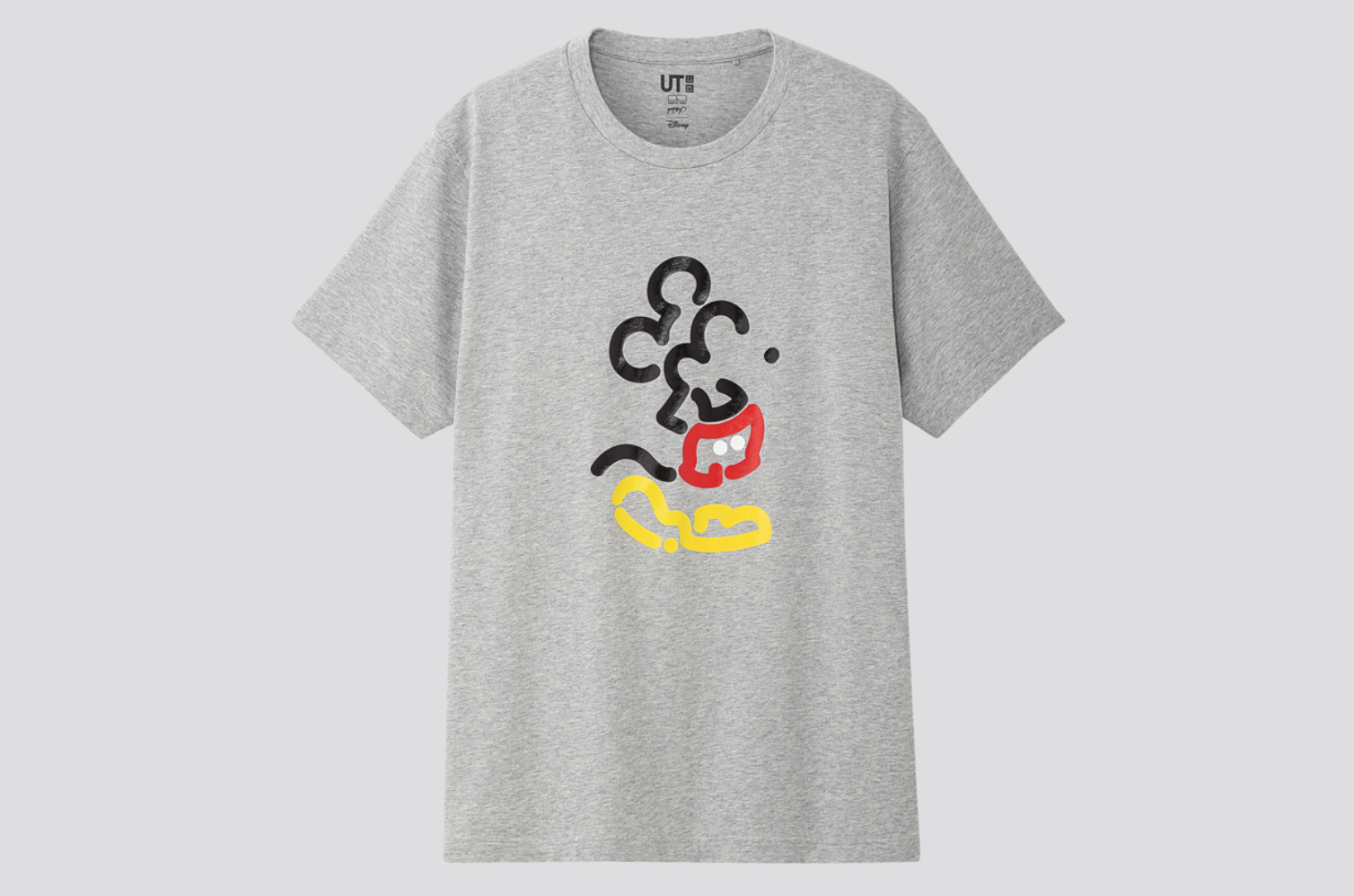 UNIQLO UT Enlists Artist Yoon Hyup for Mickey Mouse Apparel Collaboration
