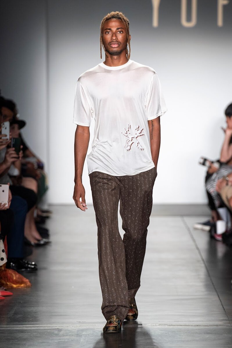 CAAFD Emerging Designers Outshine During NYFW S/S20 Collective Showcase