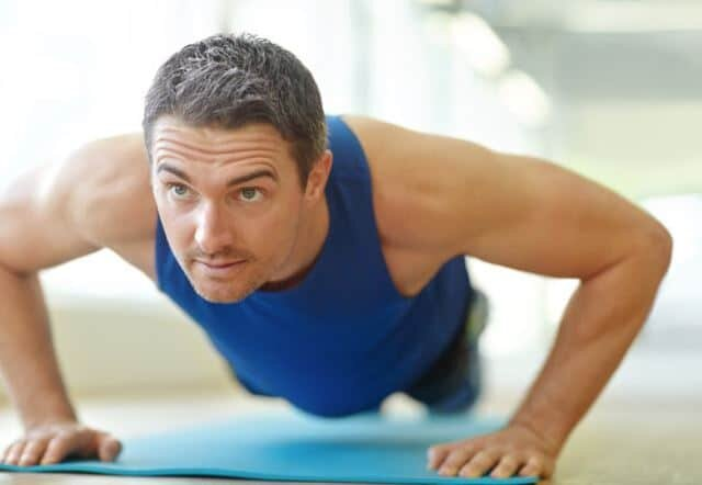 mens health lifestyle aging
