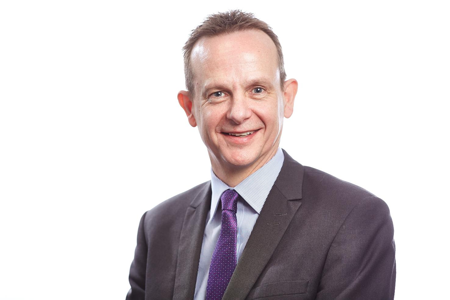 Andrew Cooper, chairman of Leeds International Festival and LeedsBID chief executiv e