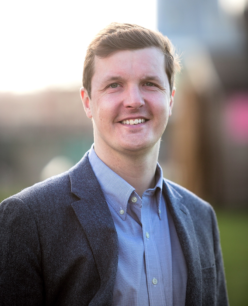 Adam Hildreth, Crisp CEO and founder