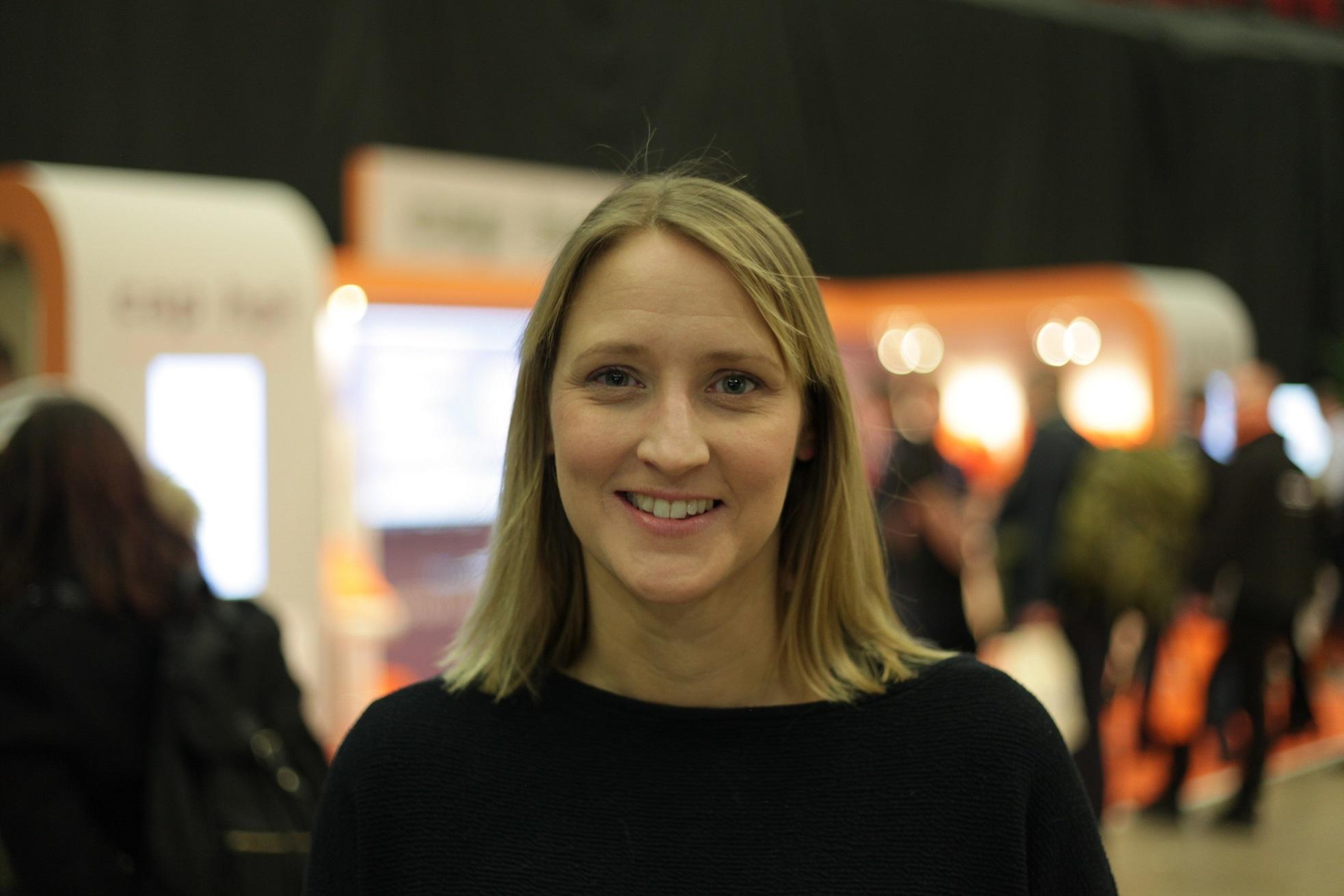 Herd founder Amy De-Balsi, organiser of Leeds Digital Job Fair 4.0