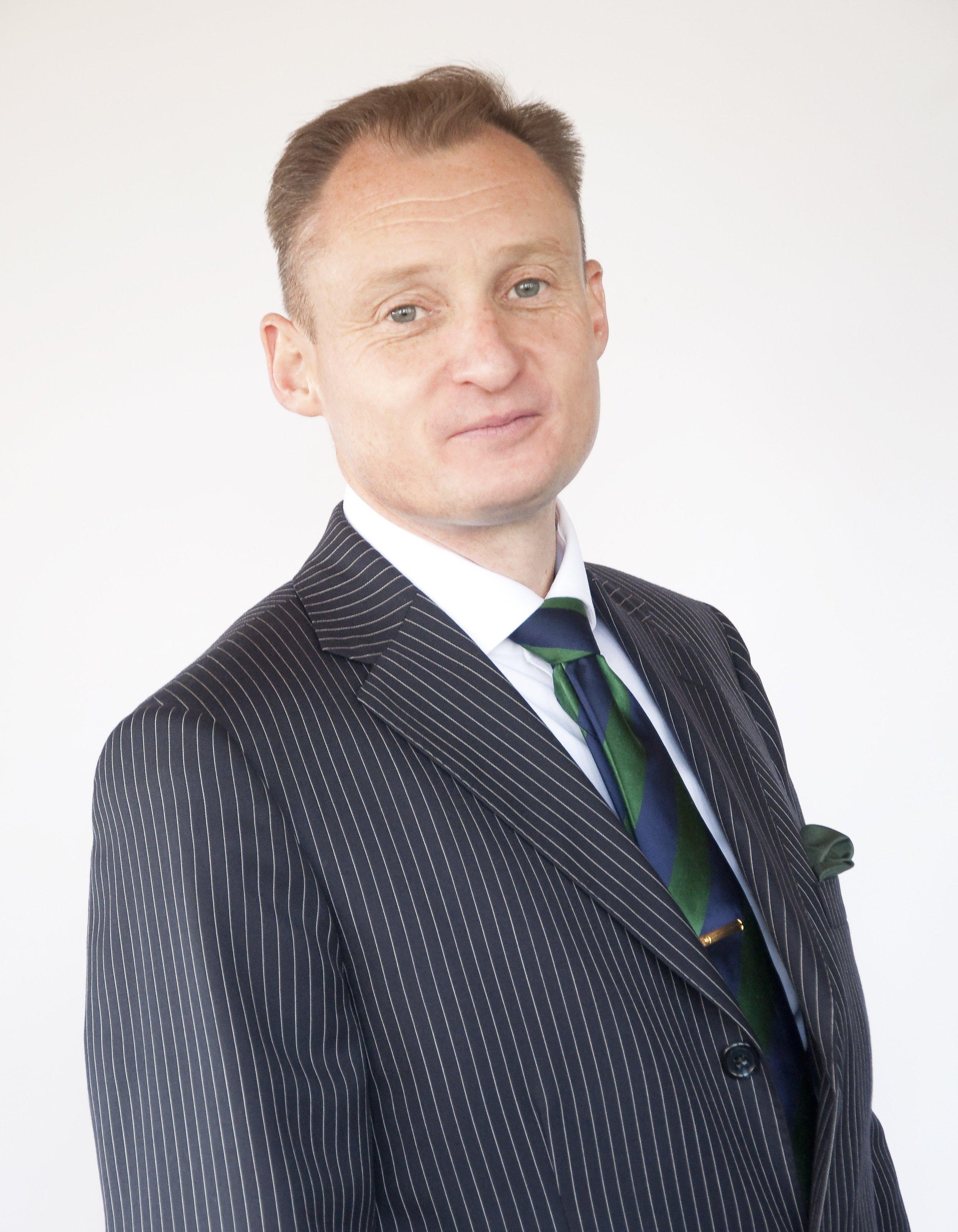 Dr Jason Aldiss BEM