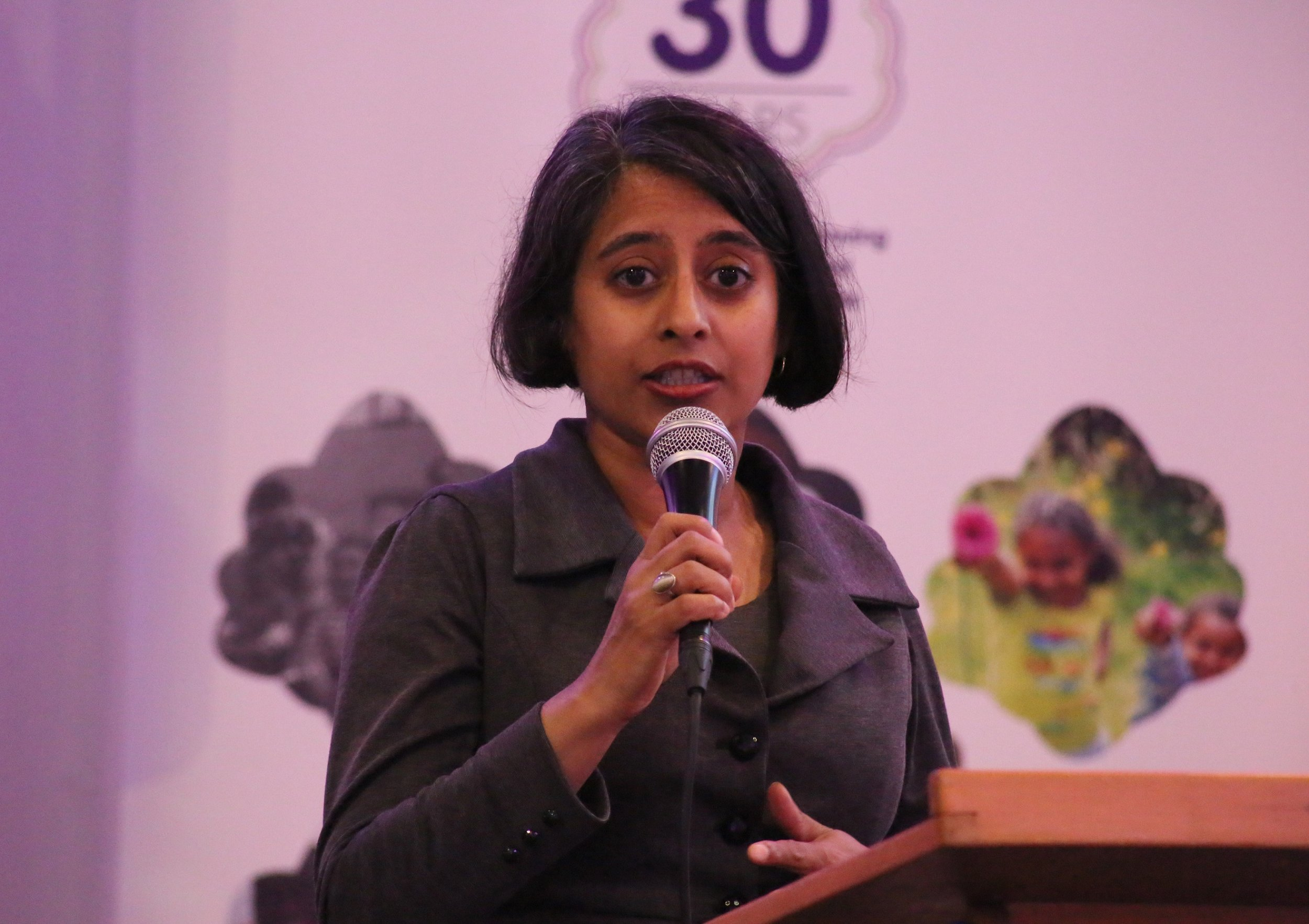 Unity Chair Shruti Bhargava