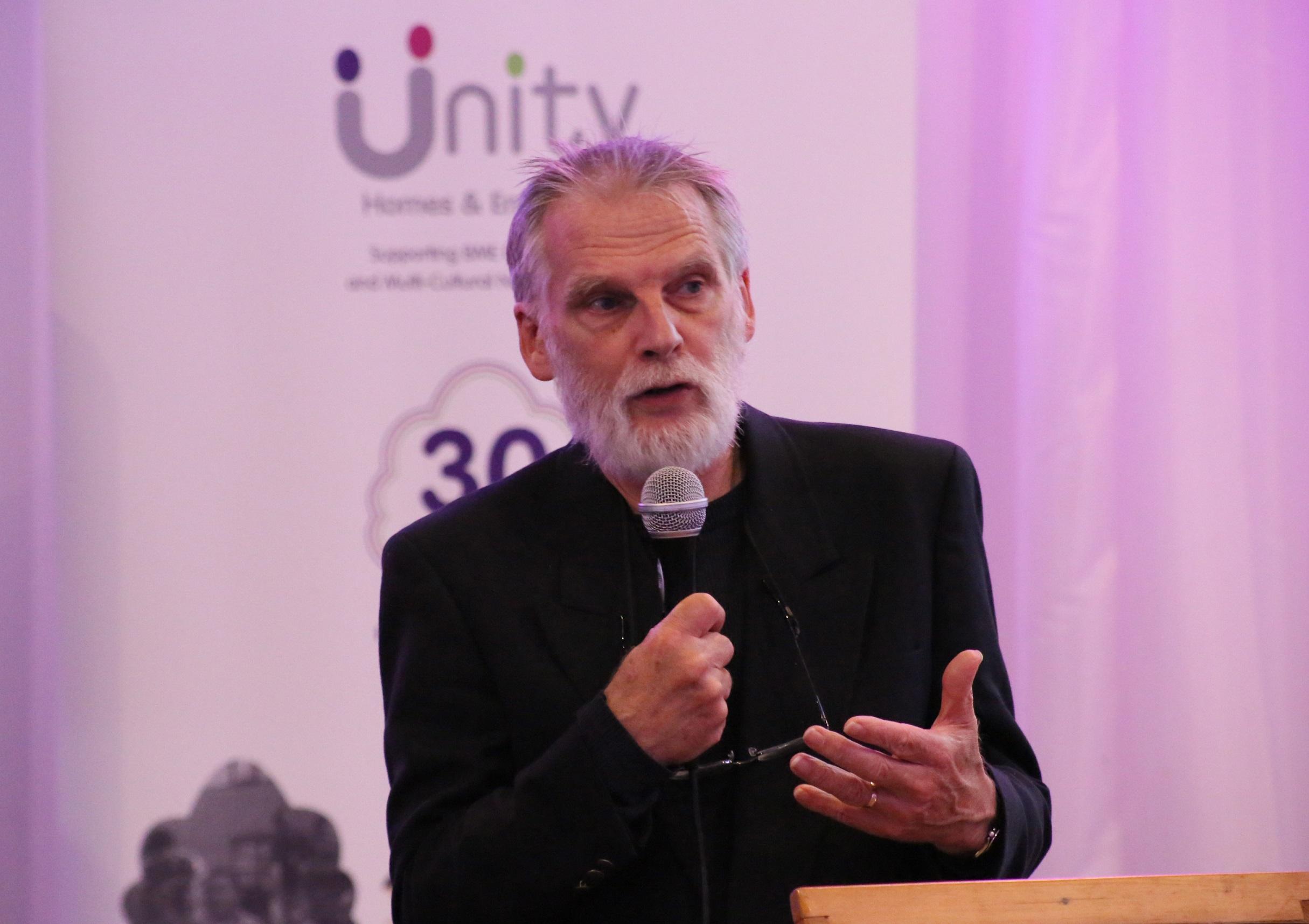 Chapeltown Cohousing Chair Bill Phelps