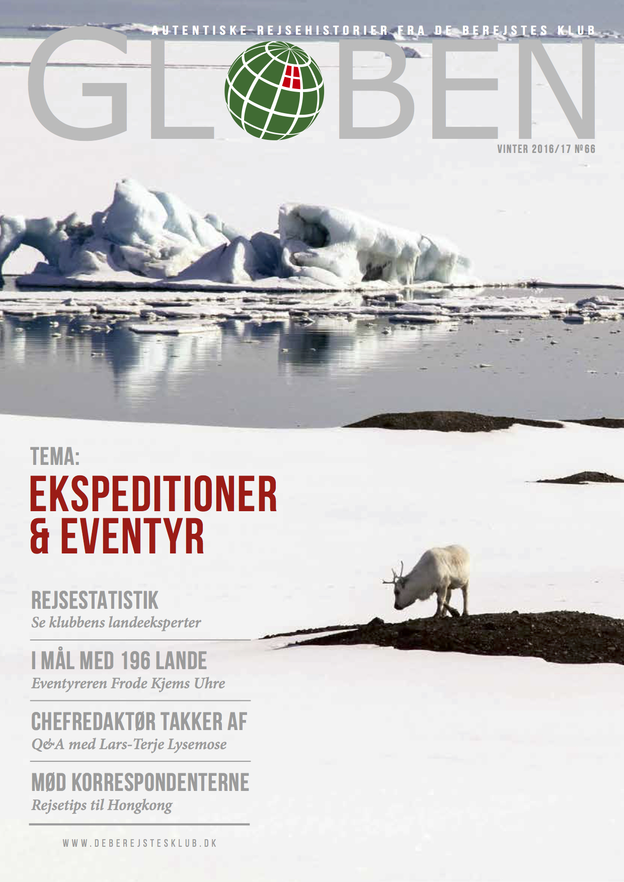 Issue 66: Ekspeditioner & Eventyr   My last issue as designer for the magazine. The theme is Expedition and Adventure. Link to download is not yet available.