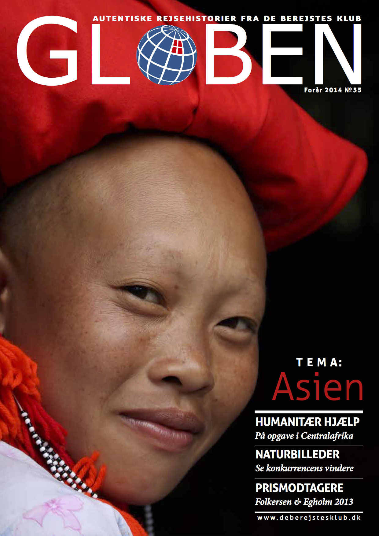 Issue 55: Asien   Uzbekistan, Kyrgyzstan, Indonesia, Thailand, Japan, Vietnam, Taiwan, Nepal, Armenia are featured here in this Asia issue. These exotic stories are the next best thing to actually being there. Download issue 55  here .
