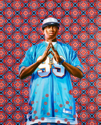 Kehinde Wiley Taylor Collection Denver