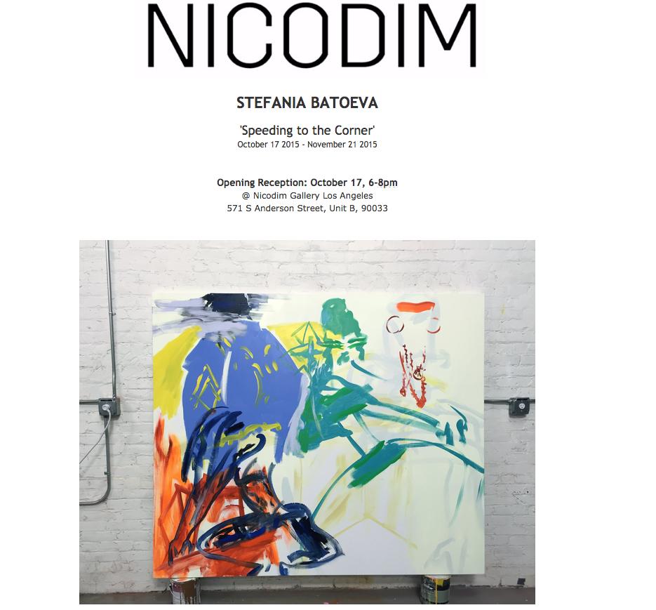 Stefania Batoeva Taylor Collection Denver Nicodim