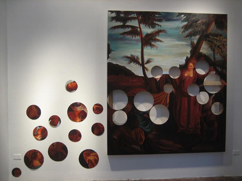 Titus Kaphar Taylor Collection Denver ArtAffair.com