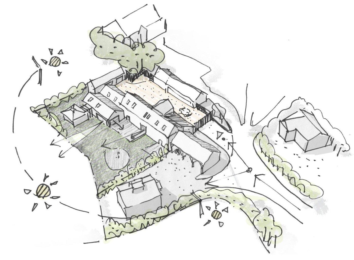 architect%2C+barn+conversion%2C+london%2C+handsketch