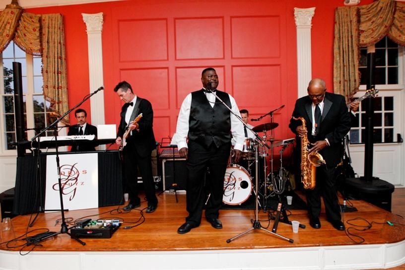Winyah Indigo Hall - Band Set in Ballroom